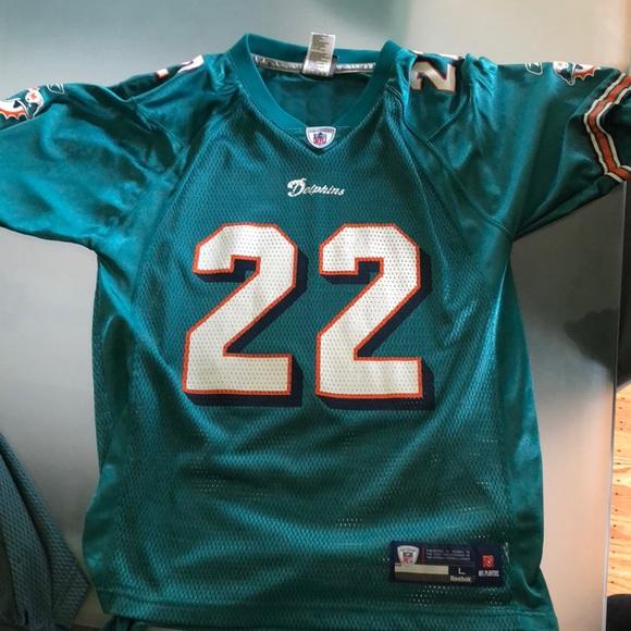 Reggie bush miami dolphins jersey